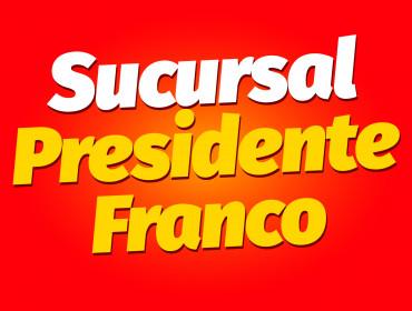 Presidente Franco
